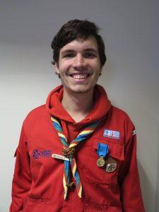 Romain médaille
