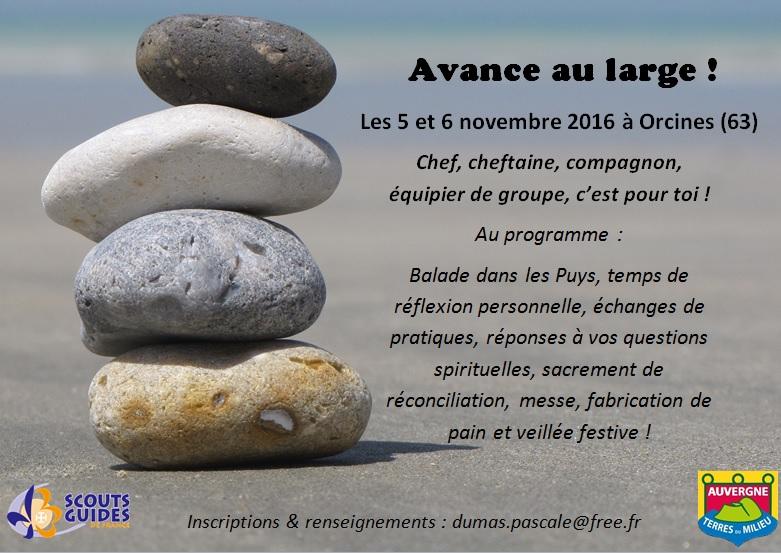 Week-End SPI : Avance au Large @ Le Pignolet   Orcines   Auvergne-Rhône-Alpes   France